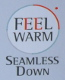 cmp FEEL WARM SEAMLESS DOWN